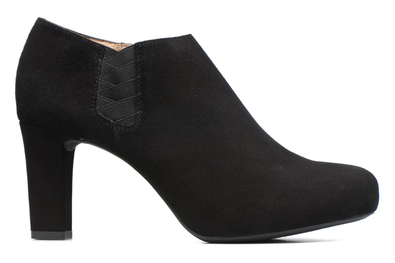 Ankle boots Unisa Nelas Black back view