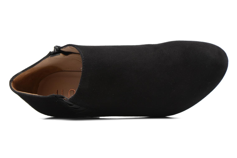 Boots en enkellaarsjes Unisa Nelas Zwart links