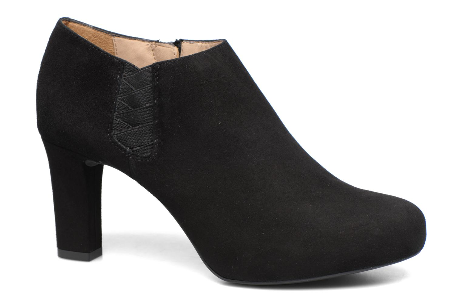 Ankle boots Unisa Nelas Black detailed view/ Pair view