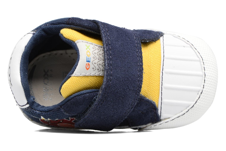Sneakers Geox B IAN B II Blauw links
