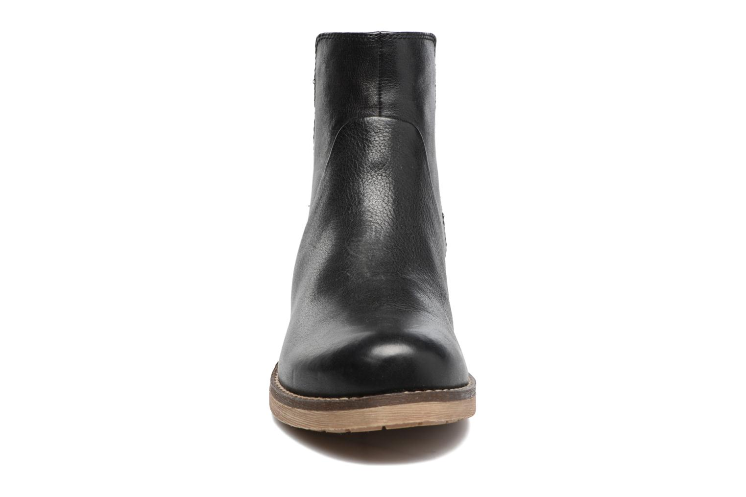 Ankle boots Geox D NEW VIRNA D Black model view