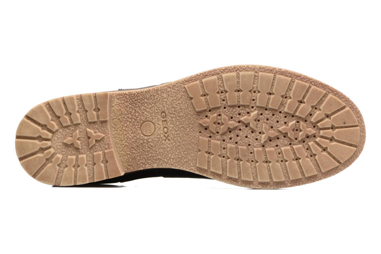 Boots en enkellaarsjes Geox D NEW VIRNA D Zwart boven