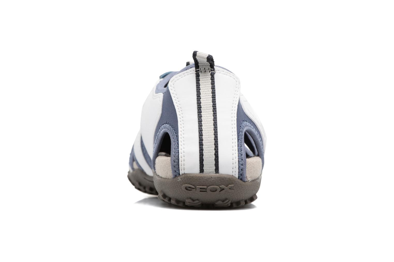 Sandales et nu-pieds Geox DONNA ART. D7125U Blanc vue droite