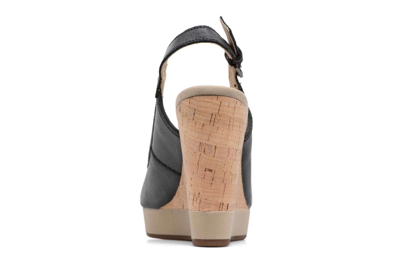 Sandales et nu-pieds Geox DONNA JANIRA G Noir vue droite