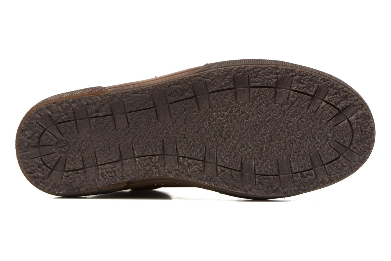 Sneakers Stones and Bones Rosto Marrone immagine dall'alto