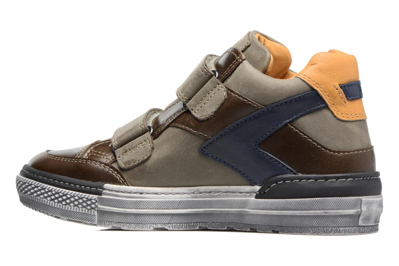 Sneakers Stones and Bones Drevedry Grijs voorkant