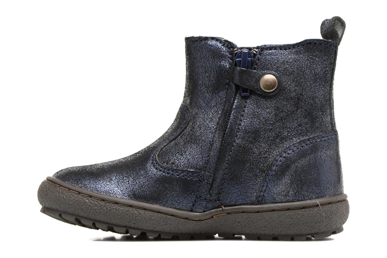 Bottines et boots Bisgaard Aurelia Bleu vue face