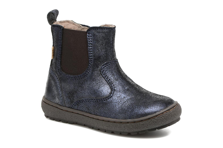 Bottines et boots Bisgaard Aurelia Bleu vue détail/paire
