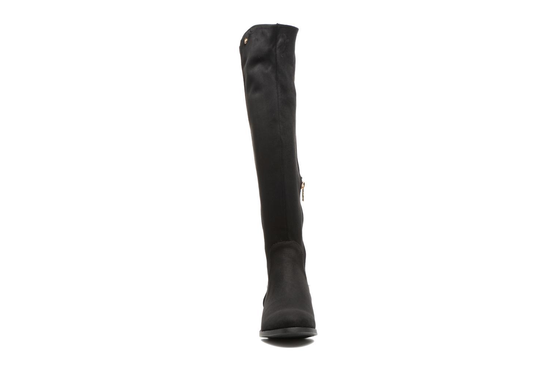 Bottes Xti Tija Noir vue portées chaussures