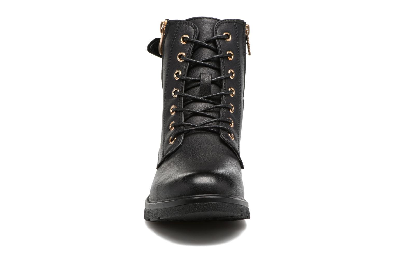 Bottines et boots Xti Woha Noir vue portées chaussures