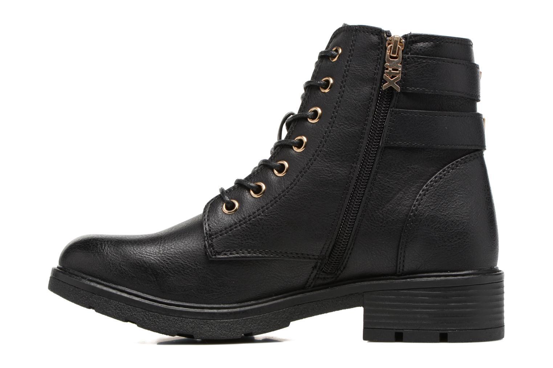 Boots en enkellaarsjes Xti Woha Zwart voorkant