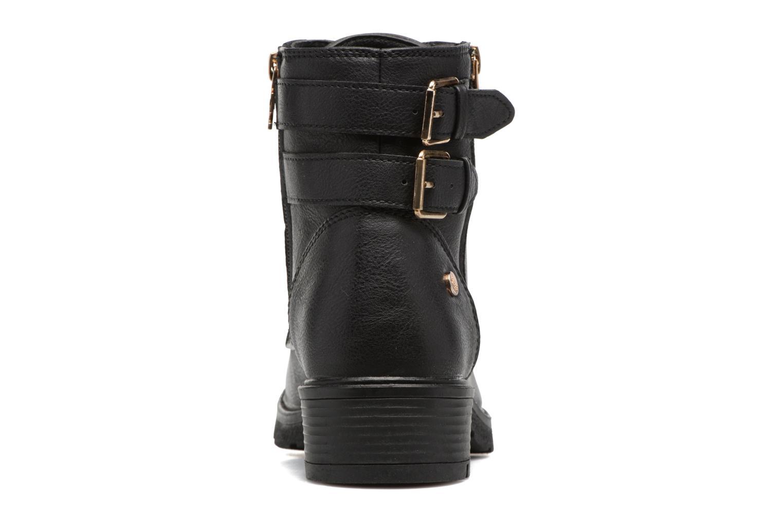 Bottines et boots Xti Woha Noir vue droite