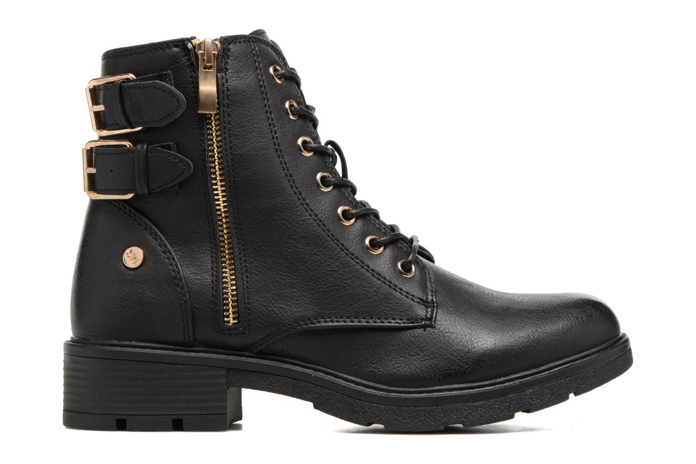Bottines et boots Xti Woha Noir vue derrière