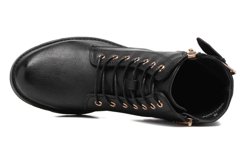 Boots en enkellaarsjes Xti Woha Zwart links