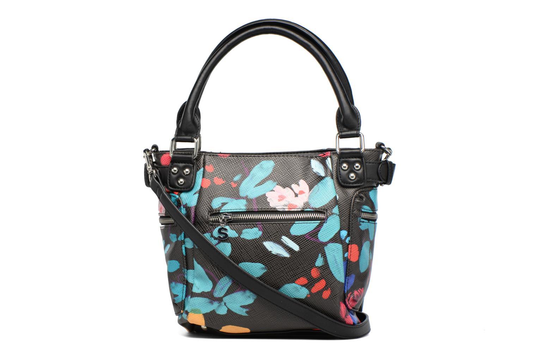 Bolsos de mano Desigual Mcbee Mini Misha Handbag Negro vista de frente