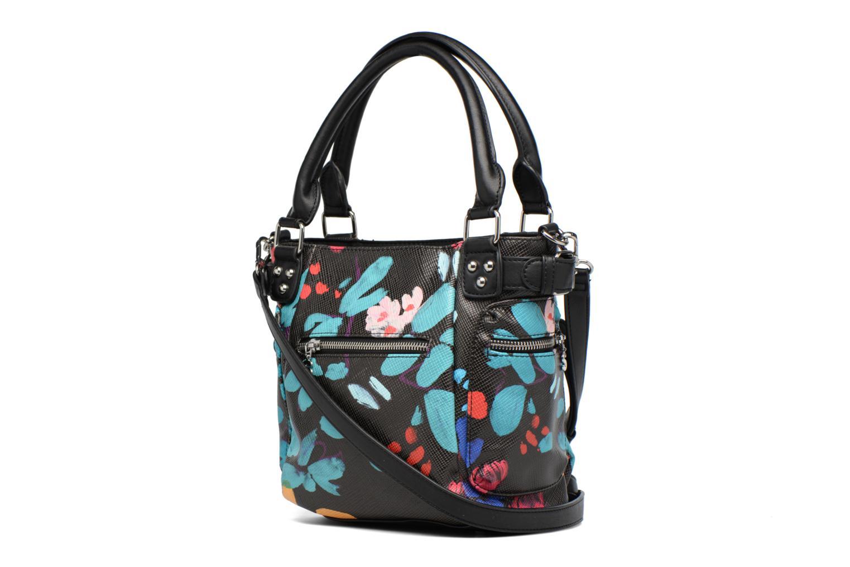 Handtaschen Desigual Mcbee Mini Misha Handbag schwarz ansicht von rechts