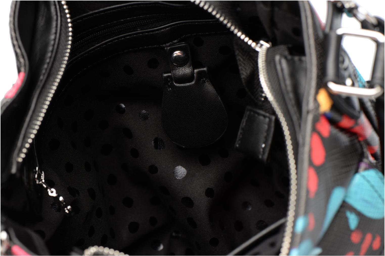 Bolsos de mano Desigual Mcbee Mini Misha Handbag Negro vistra trasera