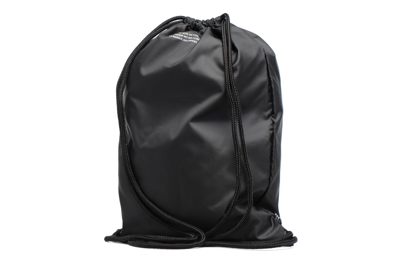 Sporttassen Adidas Originals Gymsack Trefoil Zwart rechts