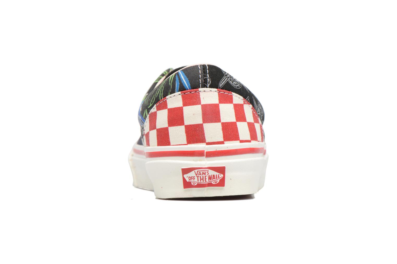 Baskets Vans Era 95 Reissue Multicolore vue droite