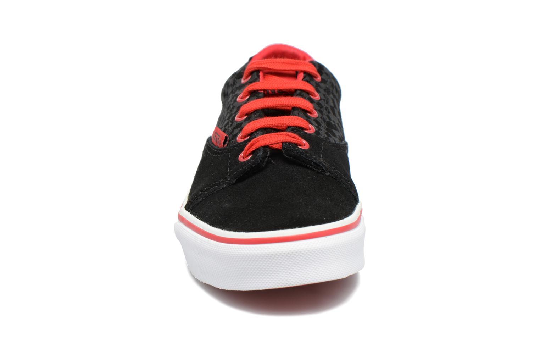 Baskets Vans Kress K Noir vue portées chaussures