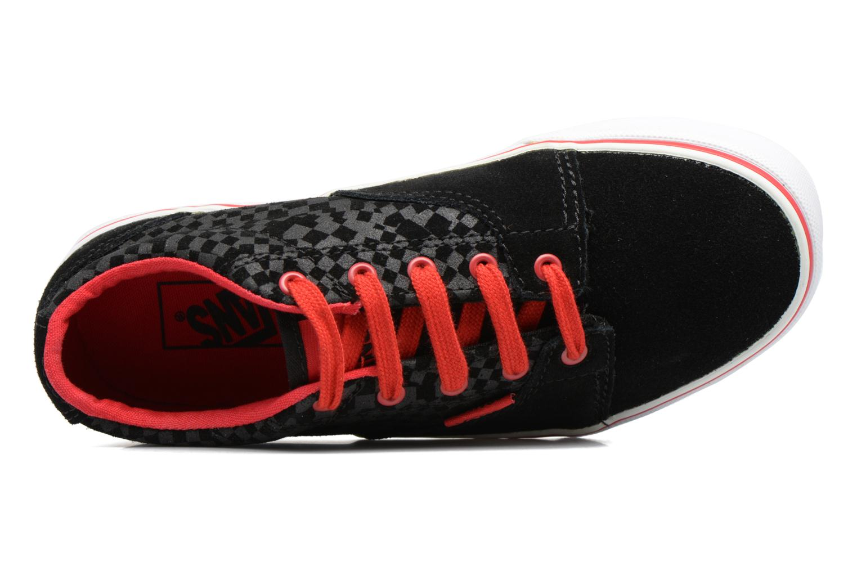Kress K (Suede) Black/Red/White
