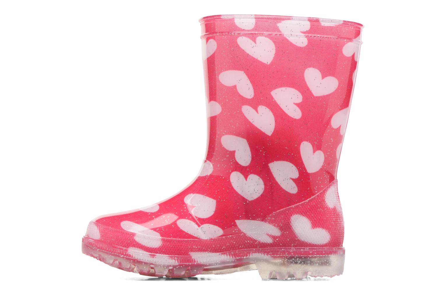 Bottes Be Only Lovely Flash Rose vue face