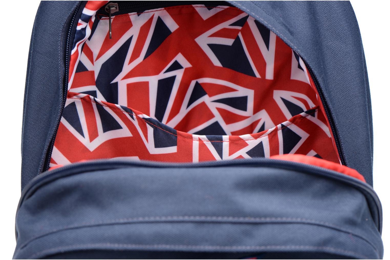 Scolaire IKKS Sac à dos L Union Jack Bleu vue derrière