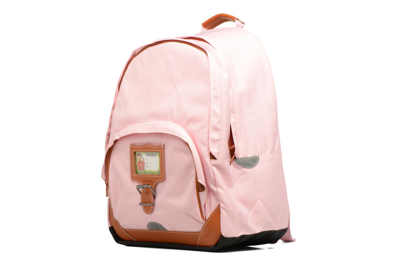 Schulzubehör Tann's Sac à dos L Les Incontournables rosa schuhe getragen