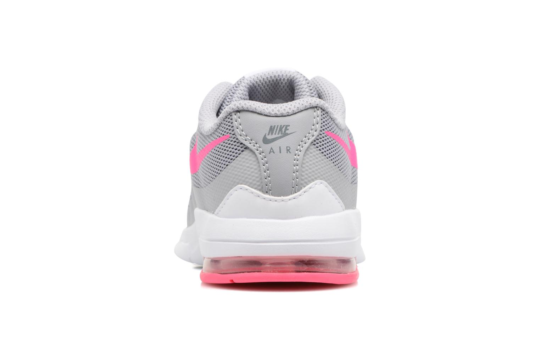 Baskets Nike Nike Air Max Invigor (Ps) Gris vue droite