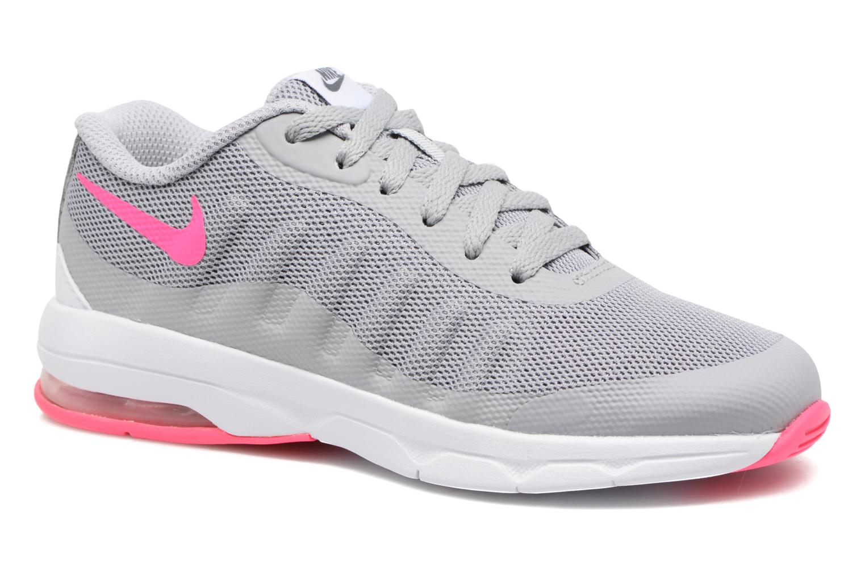 Baskets Nike Nike Air Max Invigor (Ps) Gris vue détail/paire