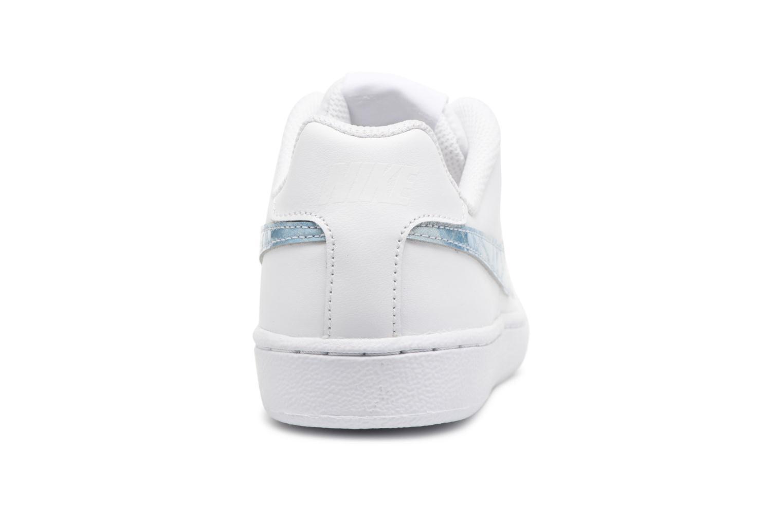 Obsidian/White Nike Nike Court Royale (Gs) (Bleu)