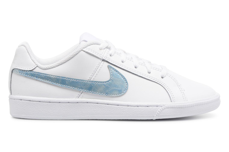 White/Royal Tint-White Nike Nike Court Royale (Gs) (Blanc)