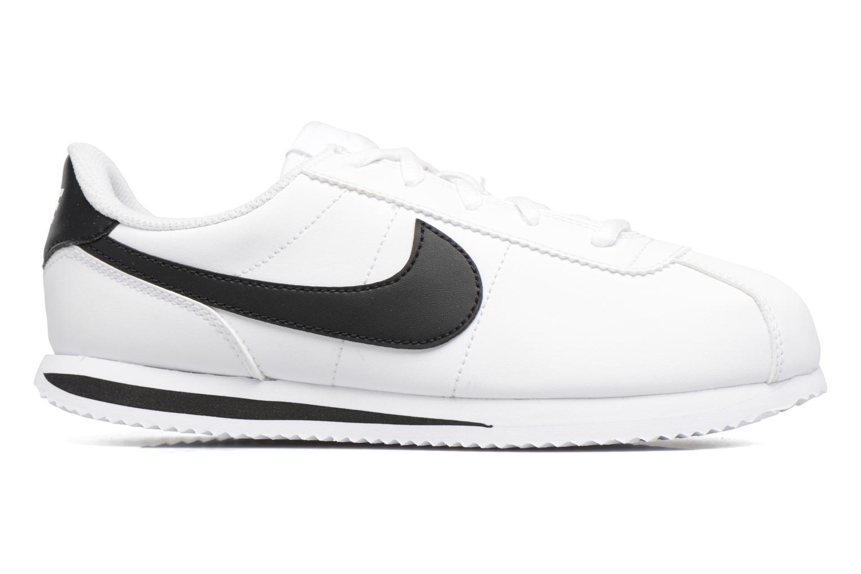 Deportivas Nike Cortez Basic Sl (Ps) Blanco vistra trasera