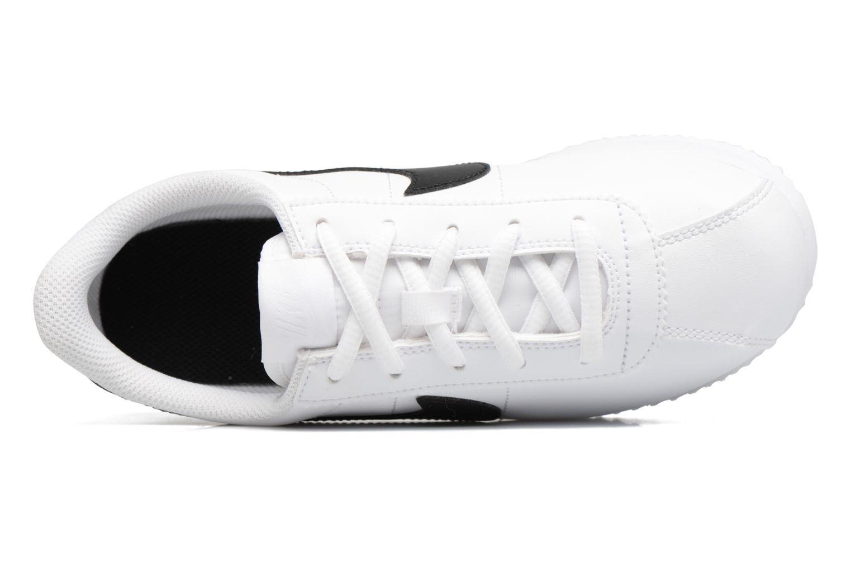 Deportivas Nike Cortez Basic Sl (Ps) Blanco vista lateral izquierda