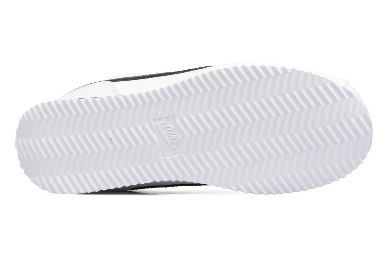 Deportivas Nike Cortez Basic Sl (Ps) Blanco vista de arriba