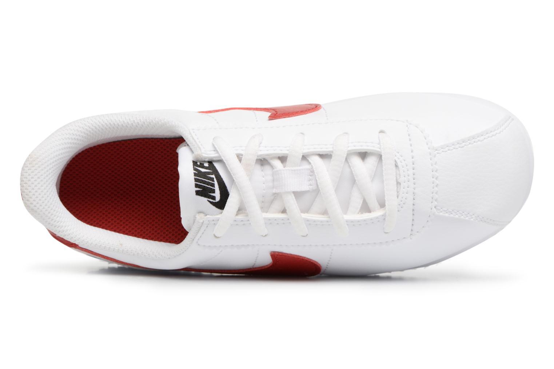 White/Varsity Red-Varsity Royal-Black Nike Cortez Basic Sl (Ps) (Blanc)