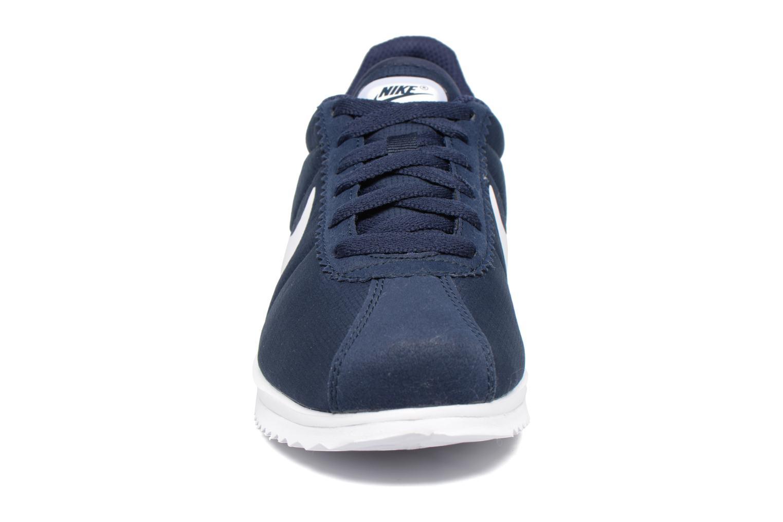 Baskets Nike Cortez Ultra (Gs) Noir vue portées chaussures