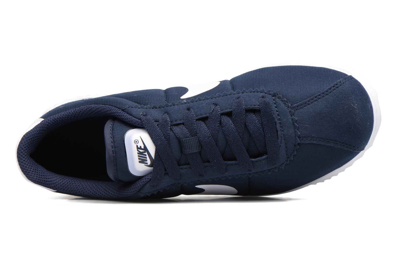 Baskets Nike Cortez Ultra (Gs) Noir vue gauche