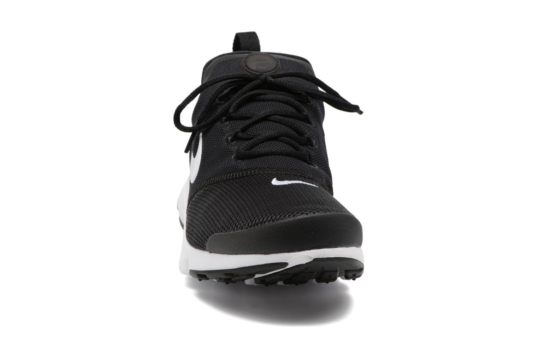 Baskets Nike Presto Fly (Gs) Noir vue portées chaussures