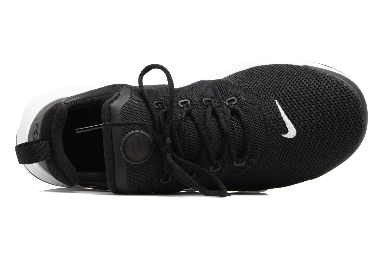 Baskets Nike Presto Fly (Gs) Noir vue gauche