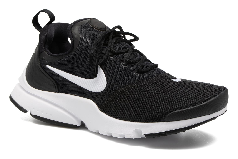 Baskets Nike Presto Fly (Gs) Noir vue détail/paire
