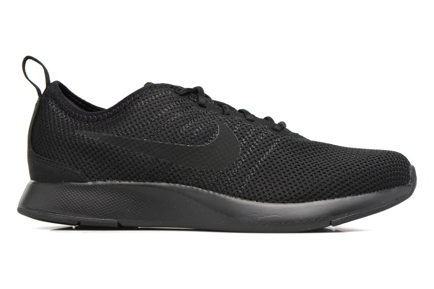 BLACK/WHITE-DARK GREY Nike Nike Dualtone Racer (Gs) (Noir)