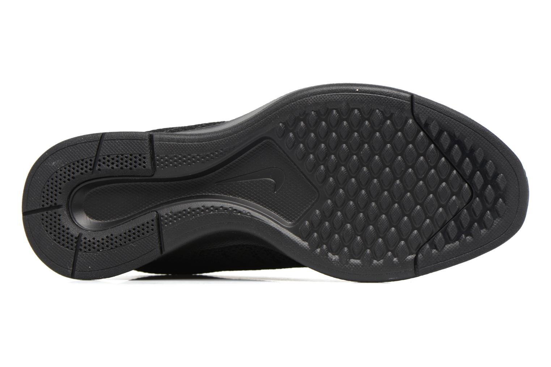 Baskets Nike Nike Dualtone Racer (Gs) Noir vue haut
