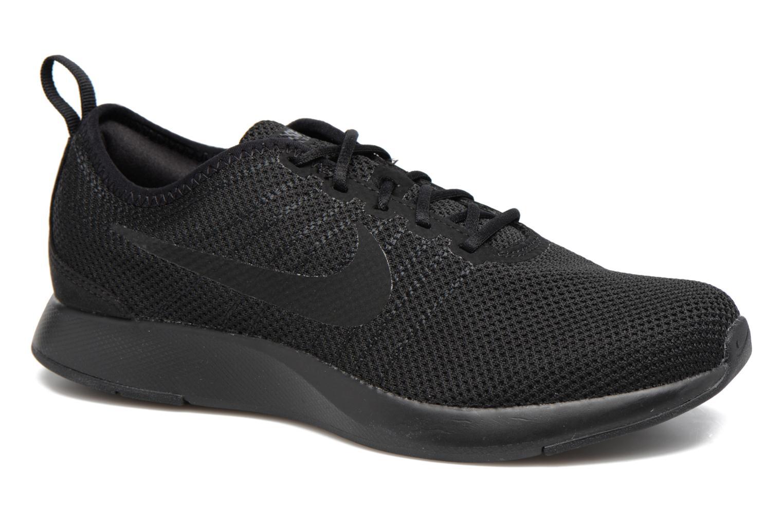 Baskets Nike Nike Dualtone Racer (Gs) Noir vue détail/paire