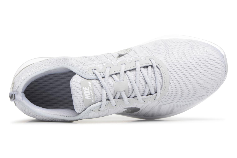 Sneakers Nike Nike Dualtone Racer (Gs) Grigio immagine sinistra