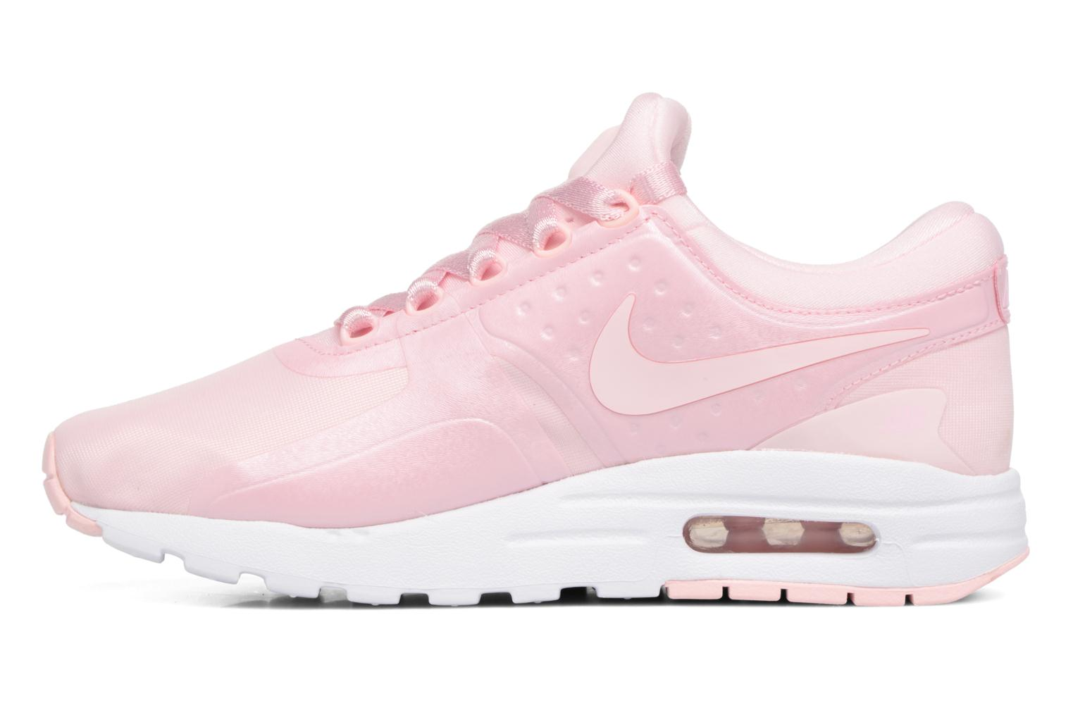 Baskets Nike Nike Air Max Zero Se (Gs) Rose vue face