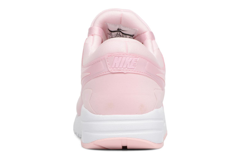 Baskets Nike Nike Air Max Zero Se (Gs) Rose vue droite