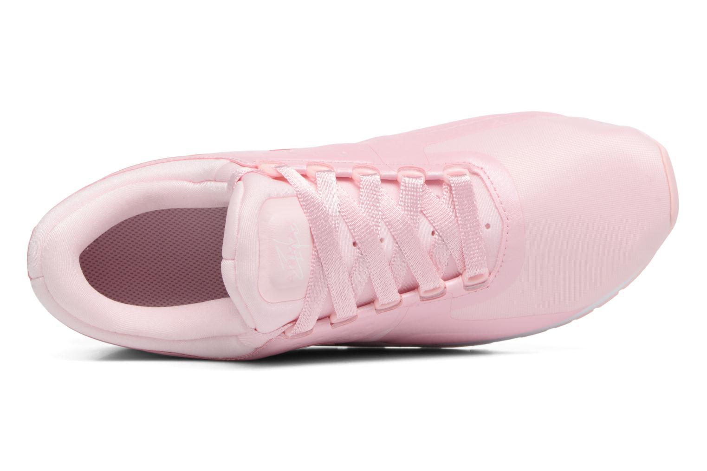 Baskets Nike Nike Air Max Zero Se (Gs) Rose vue gauche