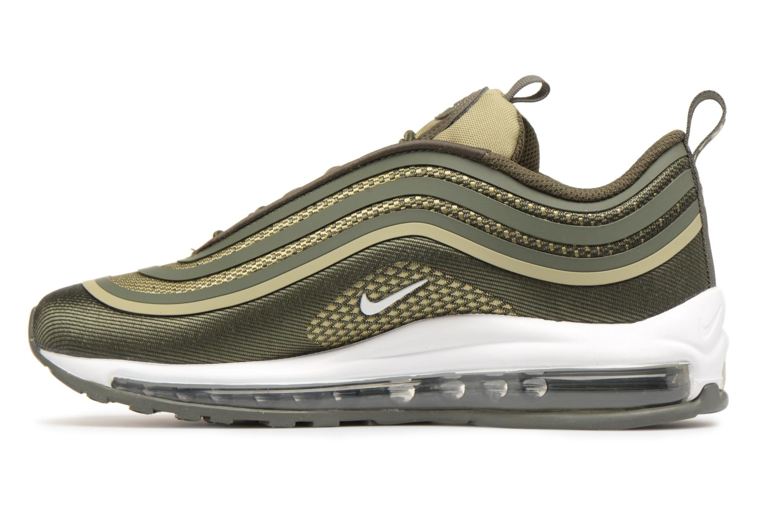 Light Carbon/White-Barely Rose-Navy Nike Air Max 97 Ul 17 (Gs) (Gris)