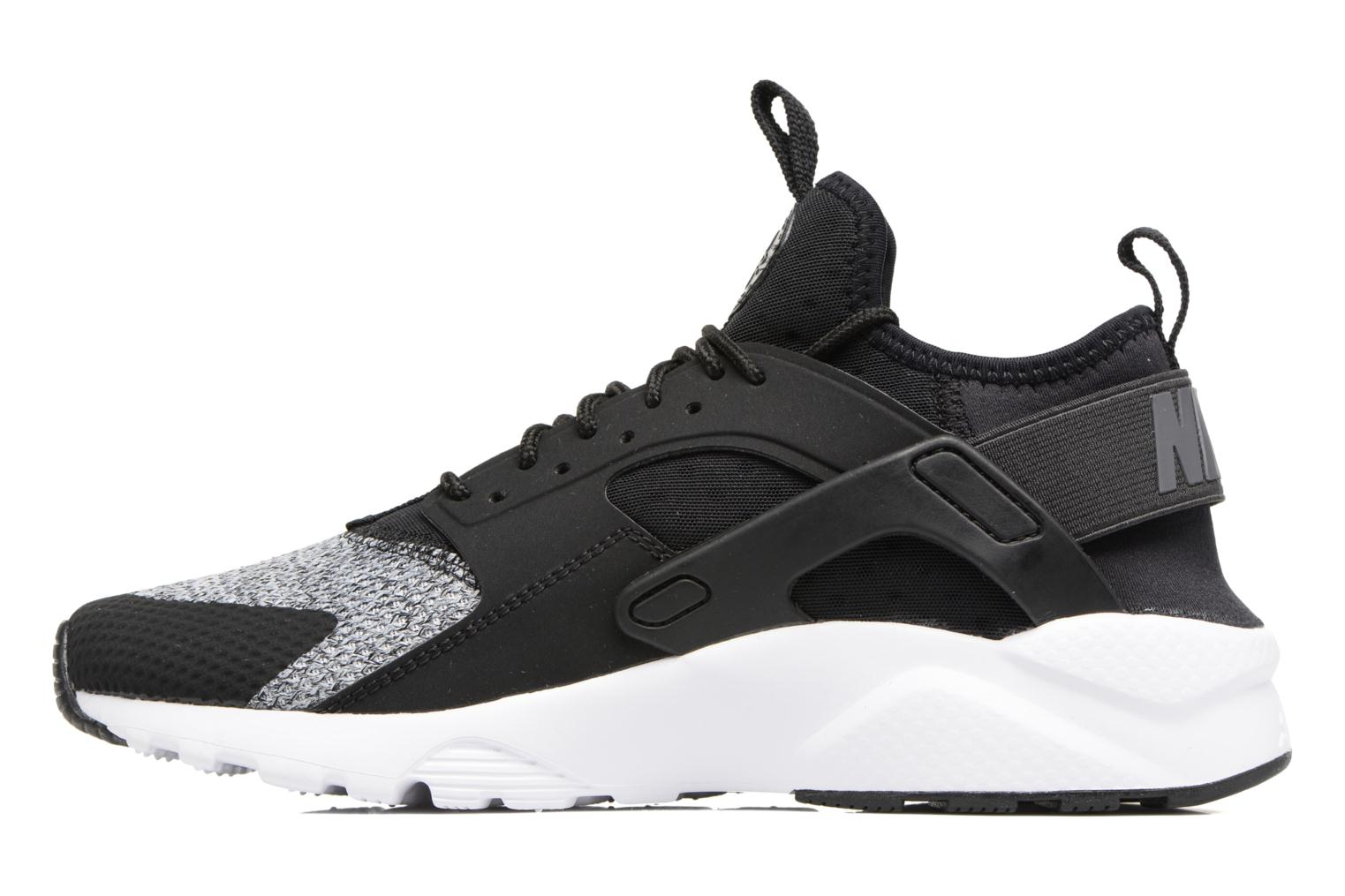 Air Huarache Run Ultra Se (Gs) Black/Anthracite-White-Wolf Grey